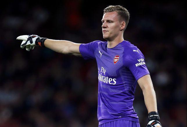 Arsenal-star-Bernd-Leno-almost-scores-embarrassing-own-goal-against-Brentford